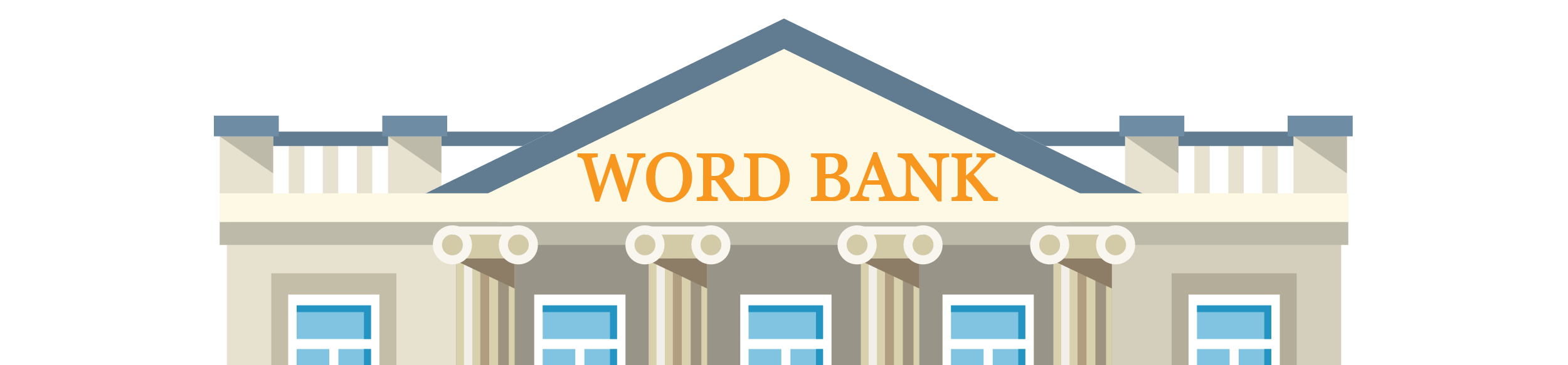 Word bank resource